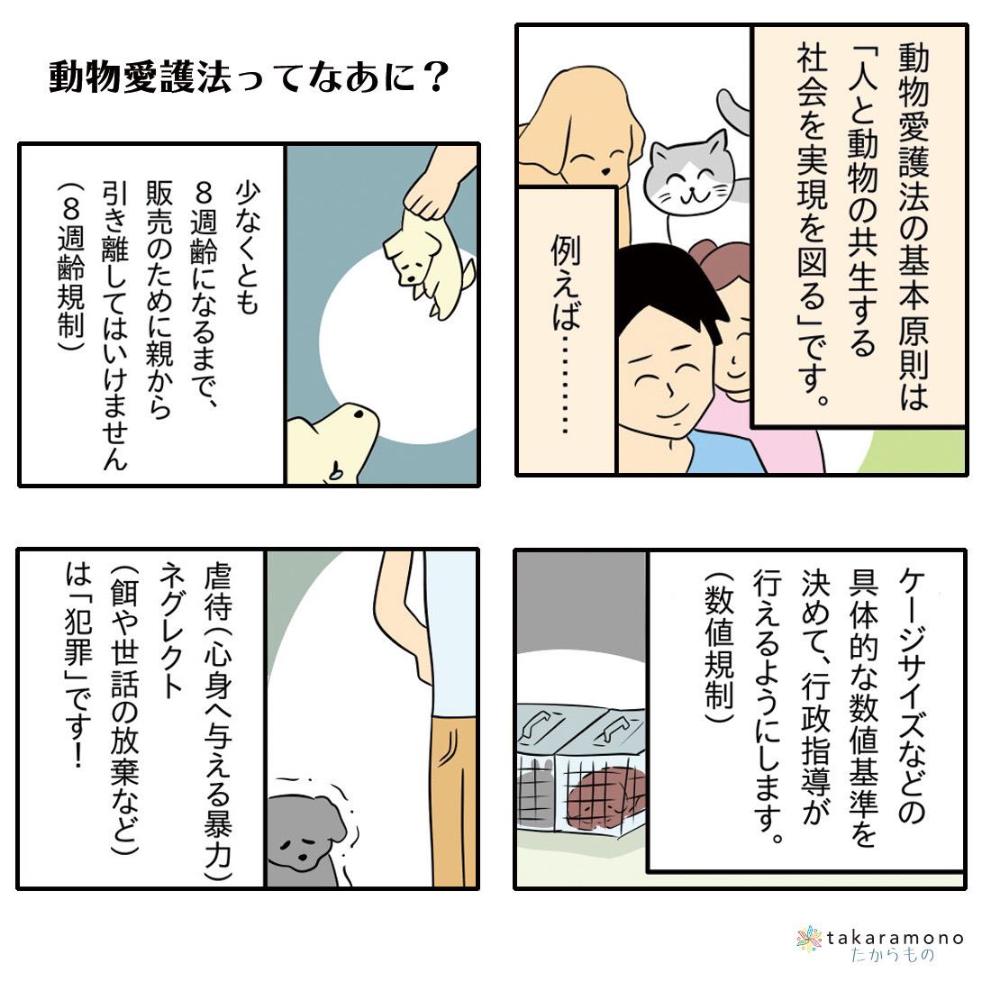 動物愛護管理法